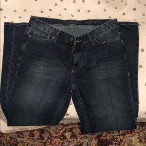 Calvin Klein jeans straight leg used
